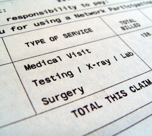 Help to Detect Medical Billing Errors