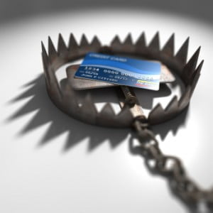 Signs You Are In Danger of Credit Card Default